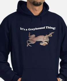 Greyhound Thing Hoodie