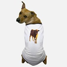 red angus Dog T-Shirt