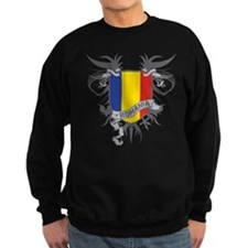 Romania Winged Sweatshirt