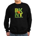 BK Brooklyn, NY Sweatshirt (dark)
