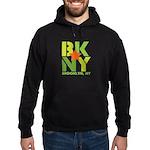 BK Brooklyn, NY Hoodie (dark)
