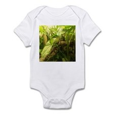 indonesian water dragon Infant Bodysuit