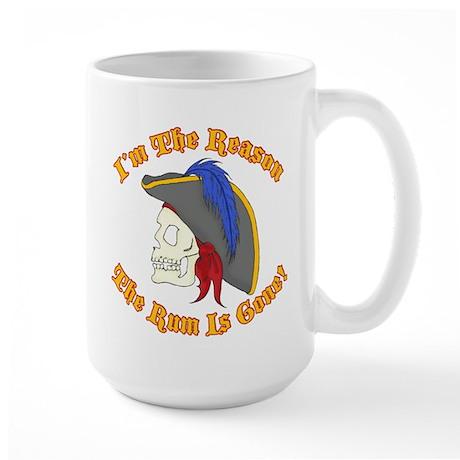 Rums Gone Mugs