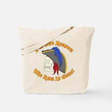 Unique Rum Tote Bag