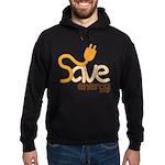 Save Energy Hoodie (dark)