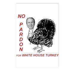 No Pardon Postcards (Package of 8)