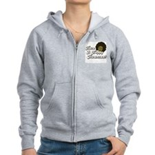 Have a Nappy Kwanzaa! Zip Hoodie