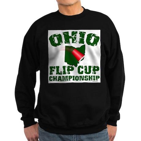 Ohio U. Flip Cup Sweatshirt (dark)