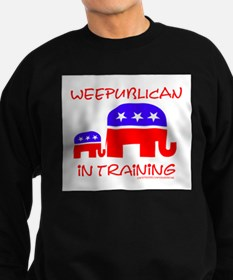weepublican gear Sweatshirt