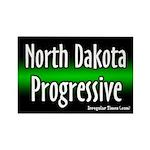 progressive North Dakota magnet