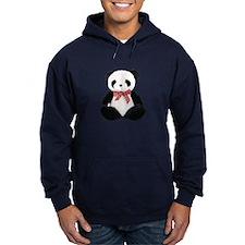Cute Stuffed Panda Hoody