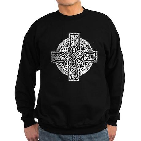 Celtic Cross 19 Sweatshirt (dark)