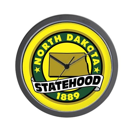 """State Pride"" Wall Clock"