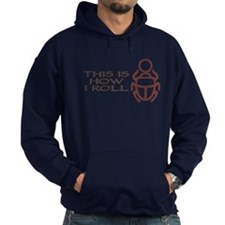 Scarab How I Roll Hoodie