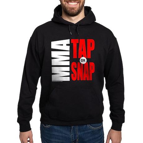TAP OR SNAP Hoodie (dark)