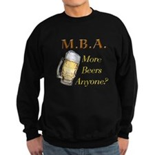 MBA Beers Sweatshirt