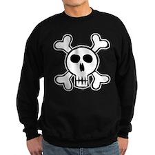 Catoon Skull Sweatshirt