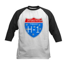 Bullet Hole H-1 Traffic Sign Tee