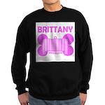 BRITTANY PRICELESS Sweatshirt (dark)