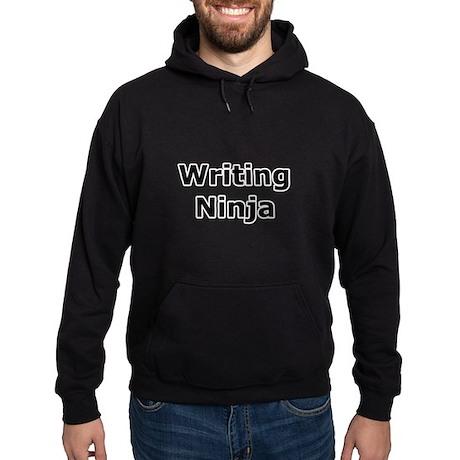 Writing Ninja Hoodie (dark)