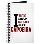 Bleed Sweat Breathe Capoeira Journal