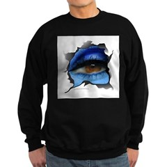 BLUE EYE Sweatshirt