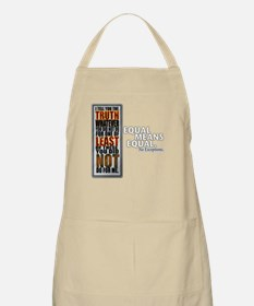 Equal Means Equal Apron