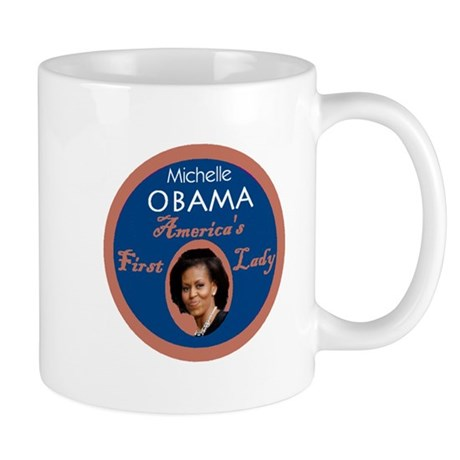 Michelle First Lady Mug