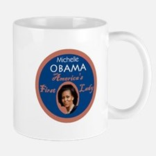 Michelle First Lady Small Small Mug