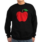 Red Apple Sweatshirt (dark)
