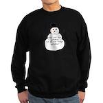 Snowman Sweatshirt (dark)