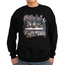 Lord's Last Supper Sweatshirt