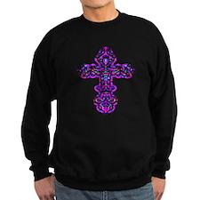 Ornate Cross Jumper Sweater