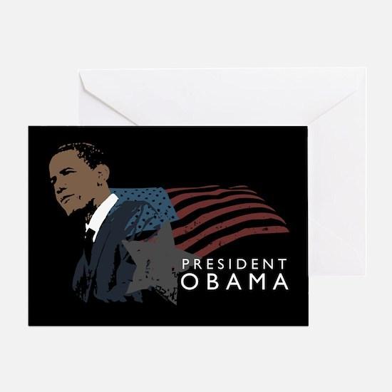 President Obama: Greeting Card