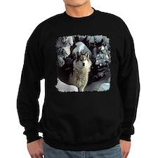 Winter Wolf Jumper Sweater