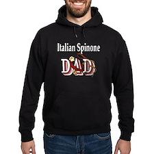 Italian Spinone Dad Hoodie
