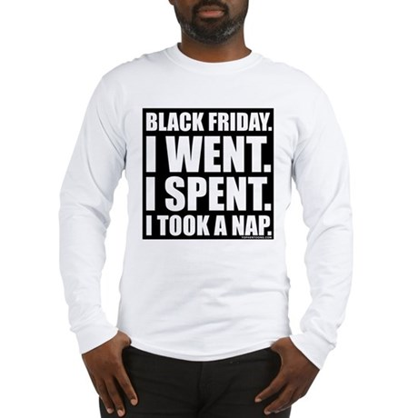 black friday2 Long Sleeve T-Shirt