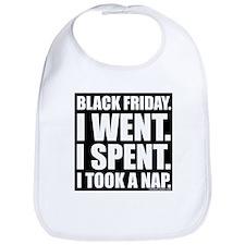 Funny Black friday Bib