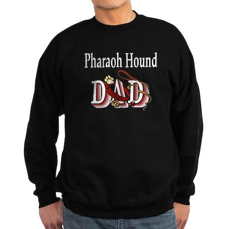 Pharaoh Hound Dad Sweatshirt (dark)