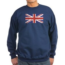 UNION JACK UK BRITISH FLAG Sweatshirt