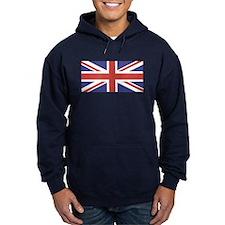 UNION JACK UK BRITISH FLAG Hoodie