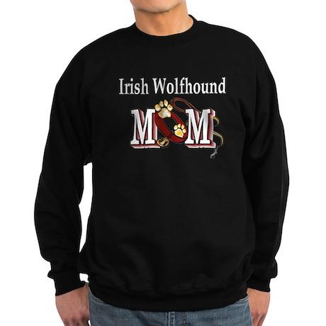 Irish Wolfhound Gifts Sweatshirt (dark)
