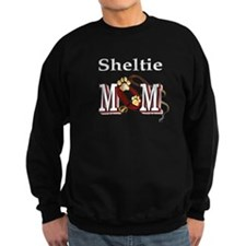 Sheltie Mom Sweatshirt