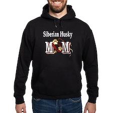 Siberian Husky Mom Hoodie