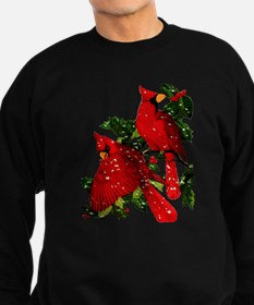 Snow Cardinals Sweatshirt
