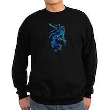 Taos Moon Kokopelli Sweatshirt