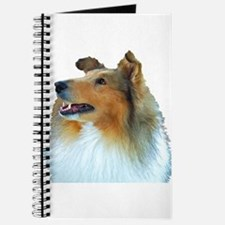Collie Portrait Journal