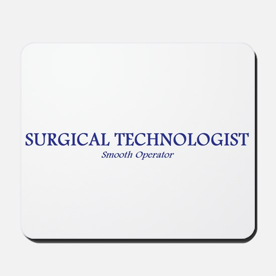 New ST Smooth Mousepad
