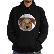 Dog Sticking Out Tongue Hoodie