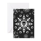 Goth christmas Greeting Cards (20 Pack)